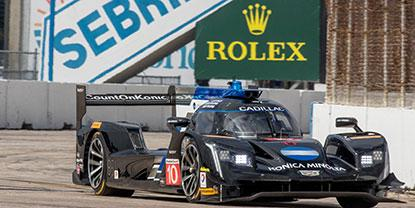 Jordan Taylor Fastest On Final Day of Sebring Test