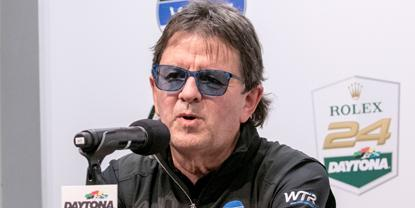 IMSA TEAM OWNER WAYNE TAYLOR ENTERS PRESTIGIOUS HALL OF FAME IN NATIVE COUNTRY